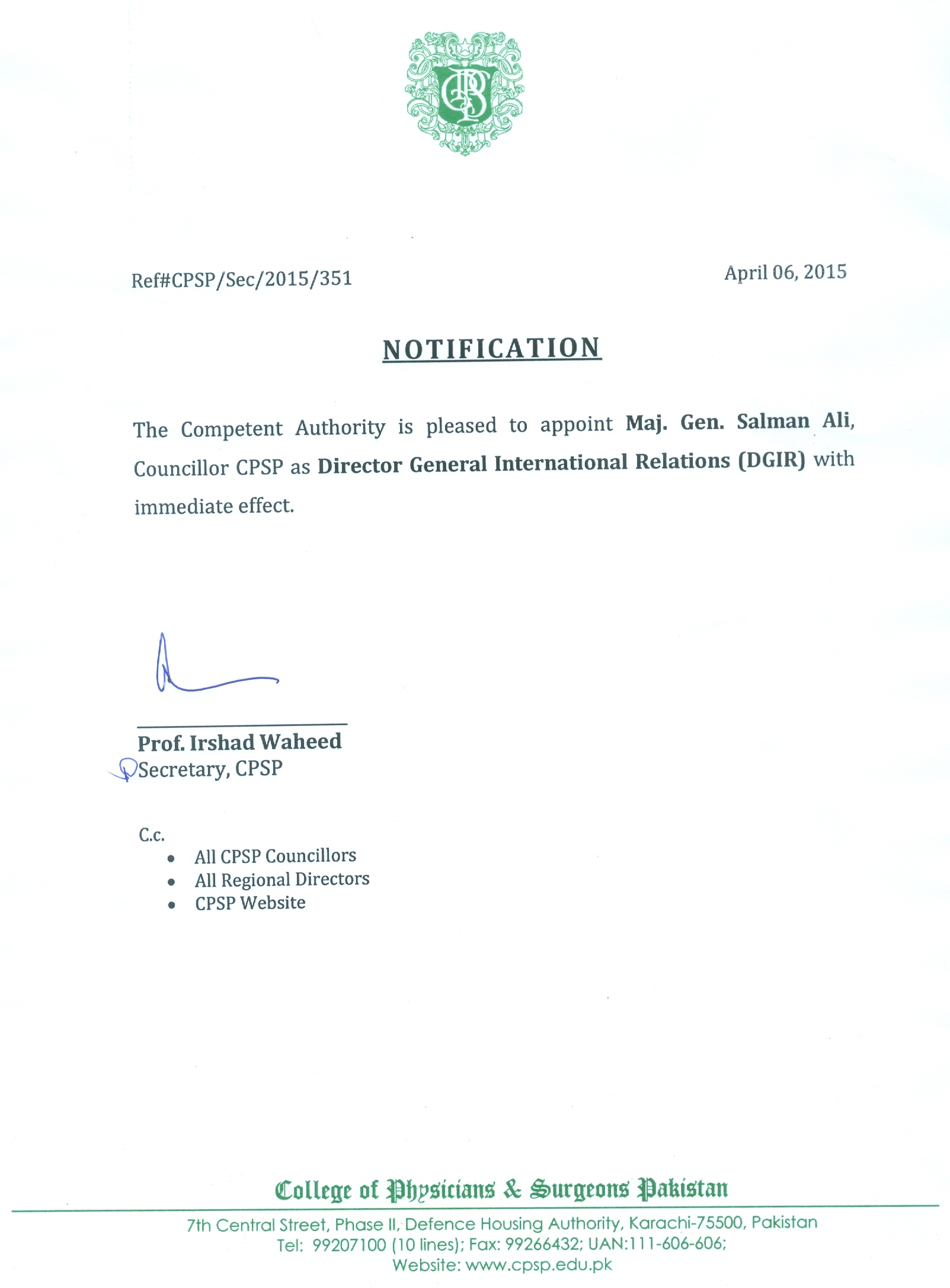 Appointment Letter Format Nepali Appointment Letter