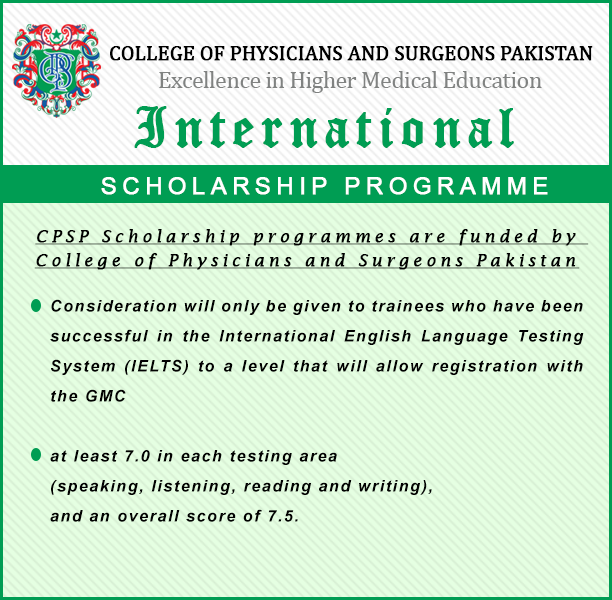 College of Physicians and Surgeons Pakistan